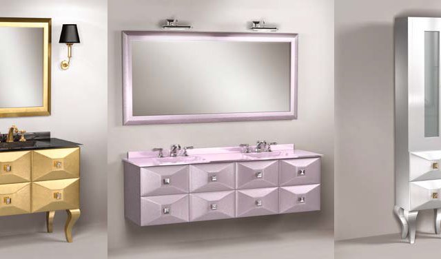 Сантехника и мебель для ванной комнаты. Коллекция IL Tempo Del.