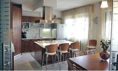 Кухонная мебель Pari Cucine
