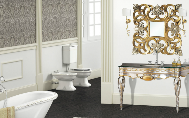 La Bussola мебель для ванной комнаты